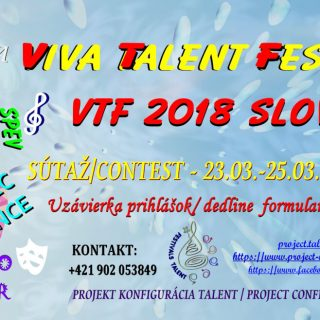 VTF 2018