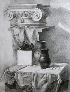 Still-life-drawing-2