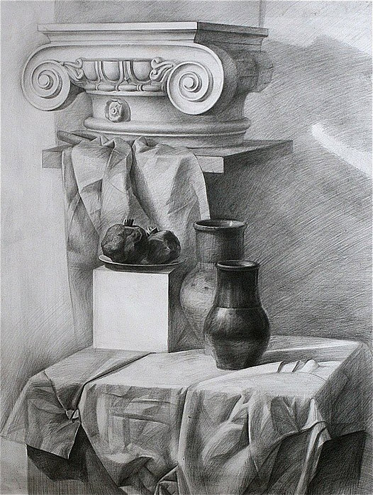 Still-life-drawing-2